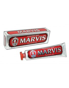Marvis cinnamon mint dentrifice 75 ml
