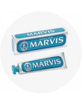 DENTIFRICE MENTHE AQUATIQUE (MARVIS AQUATIC MINT) - 25ML