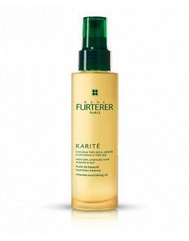 Rene FURTERER Karité Huile de beauté nutrition intense