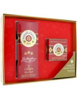 Roger & Gallet Coffret Jean Marie Farina Eau de cologne 200ml + Savon Parfumé 100g