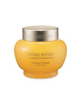 L'OCCITANE CRÈME DIVINE IMMORTELLE: SOIN GLOBAL D'EXCEPTION