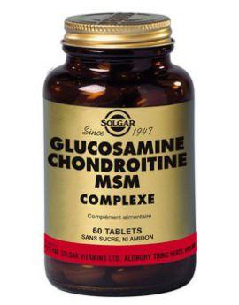 Glucosamine Chondroïtine MSM