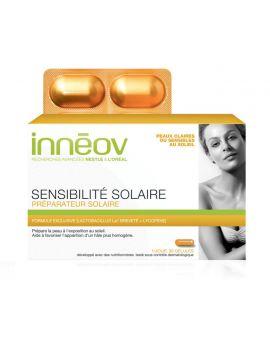 Sensibilité solaire Concentré nutritionnel préparateur solaire