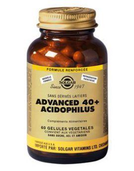 Advanced 40 plus Acidophilus